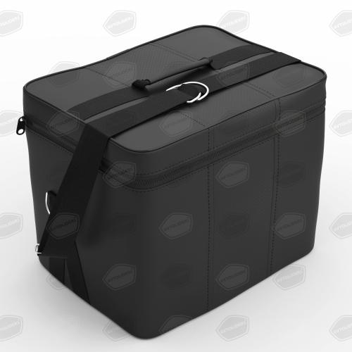 Автомобильная сумка в багажник. Цвет чёрный