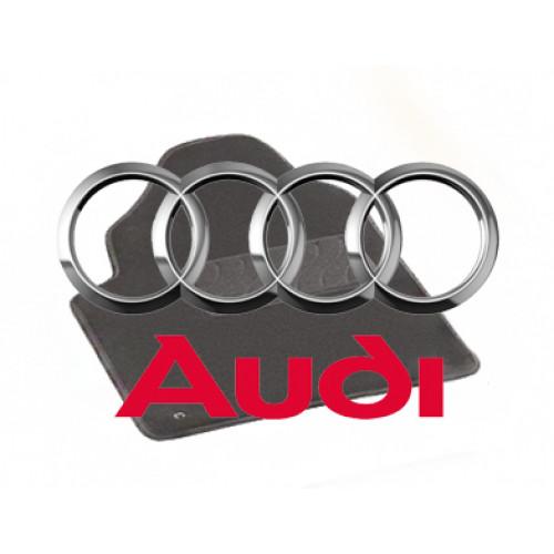 Ворсовые коврики LUX для Audi