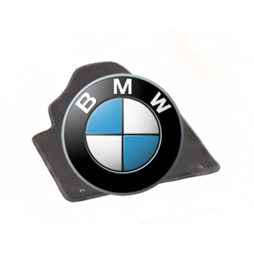 Ворсовые коврики LUX для BMW