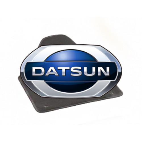 Ворсовые коврики LUX для Datsun