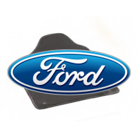 Ворсовые коврики LUX для Ford
