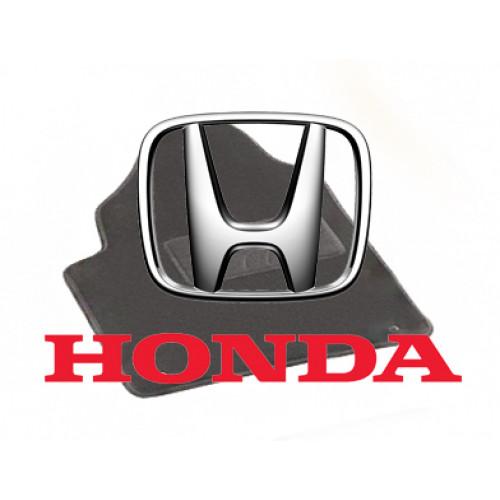 Ворсовые коврики LUX для Honda