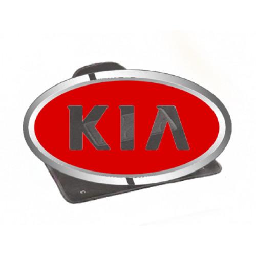 Ворсовые коврики LUX для KIA