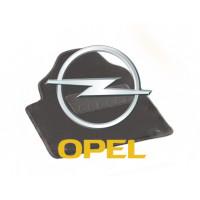 Ворсовые коврики LUX для Opel
