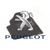 Ворсовые коврики LUX для Peugeot