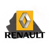 Ворсовые коврики LUX для Renault