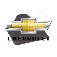 Ворсовые коврики LUX для Chevrolet