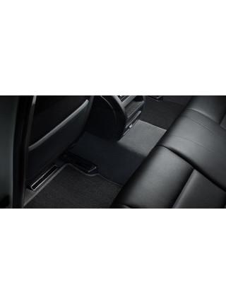 Ворсовые коврики LUX для Cadillac