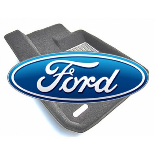 3D коврики для Ford