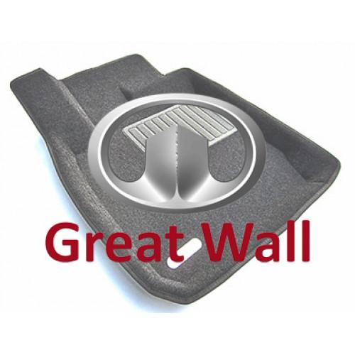 3D коврики для Great Wall