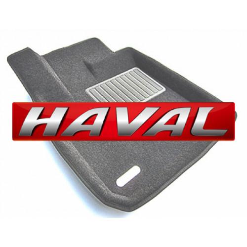 3D коврики для Haval