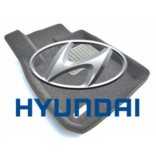 3D коврики для Hyundai