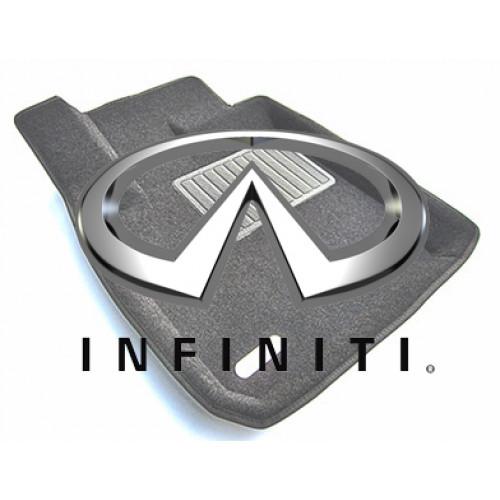 3D коврики для Infiniti