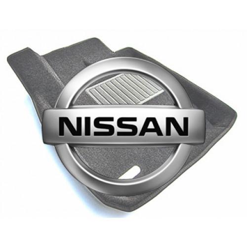 3D коврики для Nissan