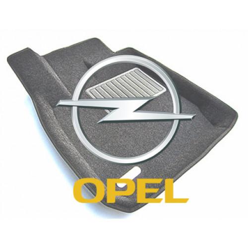 3D коврики для Opel