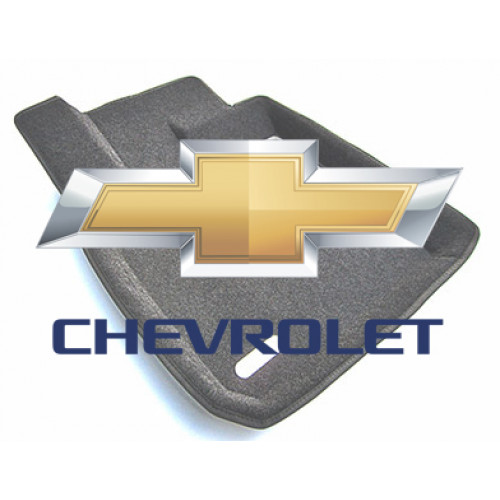 3D коврики для Chevrolet