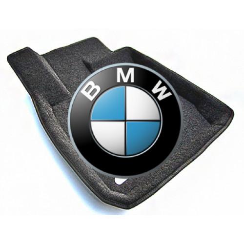 3D коврики для BMW