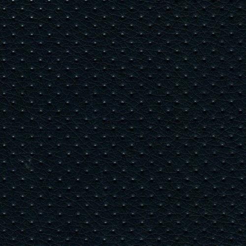 Чёрный цвет материал фиат перфорированная