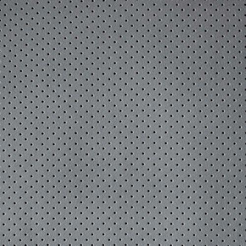 Серый цвет материал стронг перфорированный