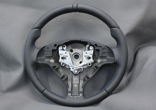 Перетяжка руля на Ford